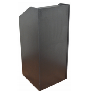 Podium & Trash Cabinets