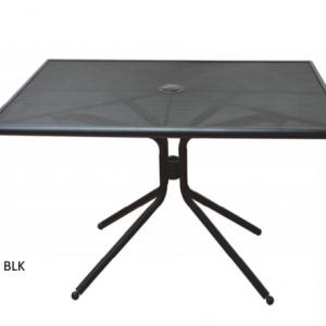 Steel Mesh Tables